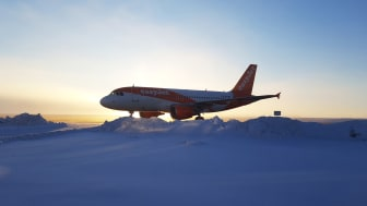 easyJet på Åre Östersund Airport