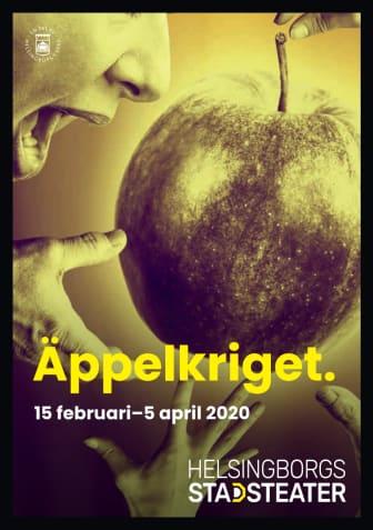 Föreställningsprogram Äppelkriget