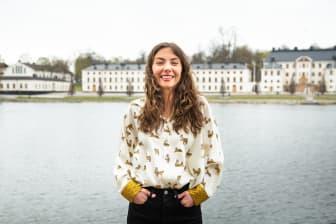 Eleonora Svanberg, Kompassrosstipendiat 2021