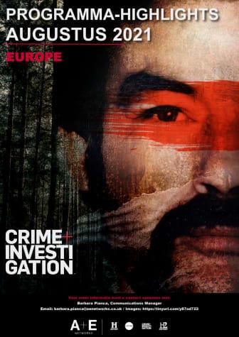 CRIME+INVESTIGATION Programma - Highlights augustus 2021
