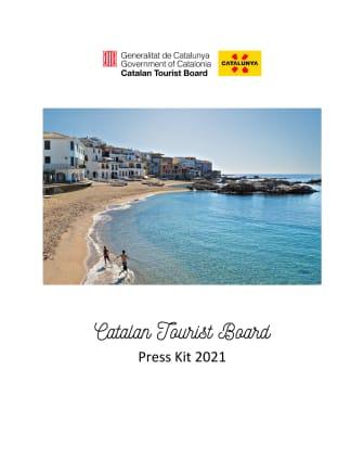 Catalonia's Press kit 2021