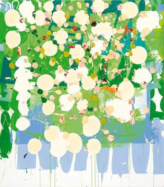 Olav Christopher Jenssen, Lackmus Painting No. 1, 2004
