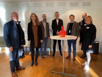 Juryen i Byggenæringens Innovasjonspris 2021