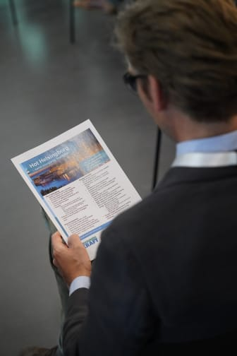 """""""Energizing highlights"""" om Helsingborg på Nordic Clean Energy Week 2018"""