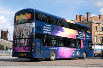The new X9 X10 bus
