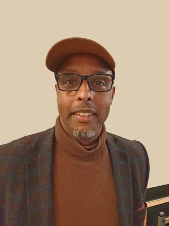 Yoonis Hassan, föreningssamordnare i Östra Göteborg.