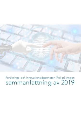 Sammanfattning 2019 Forsknings- och innovationslägenheten