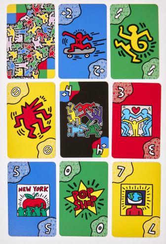 UNO Artiste Series Keith Haring Deck (5).jpg