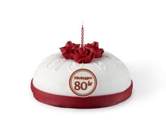 Riksbyggen 80 år