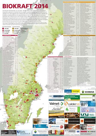 Biokraftkartan 2014