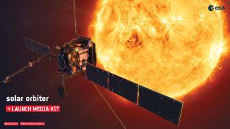 ESA - Solar Orbiter pressmaterial