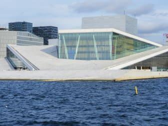Oslo - Opera  Foto: Didrick Stenersen