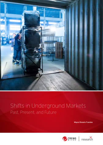 Shifts in Underground Markets - Past, Present and Future
