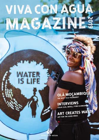 Viva con Agua Magazine 2019