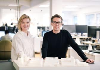 Laura F Stål och Markus Bergerheim