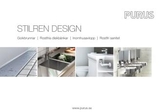 Stilren design i ditt kök & badrum