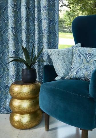 Fargerike Gardin Carabien  Prestigious Textile