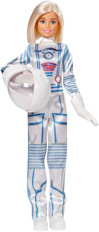 Barbie 60. Jubiläum Karriere-Puppe Astronautin