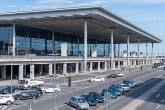 Flughafengebäude Terminal 2