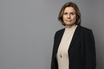 Isabella Lövin - Sweden's Minister for the Environment and Climate
