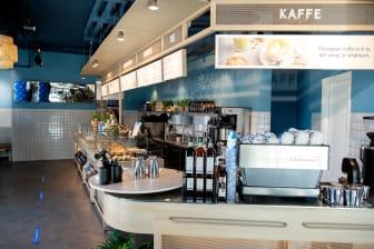 Waynes nya kafé i Limhamn