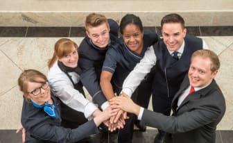 Gruppenfoto Maritim Mitarbeiter