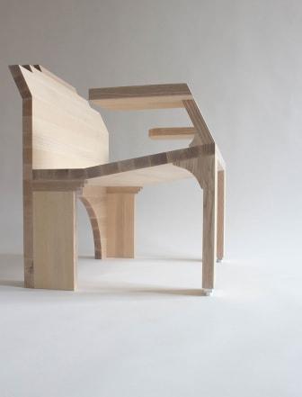 Sina Alexis - Khatha Lounge Chair