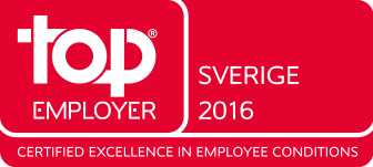 Top employer 2016