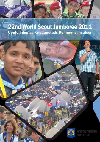 22nd World Scout Jamboree - uppföljning av Kristianstads kommuns insatser