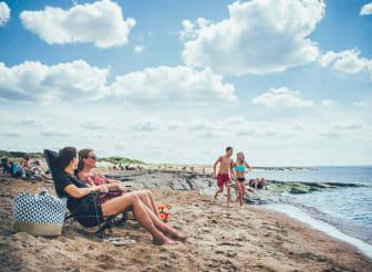 Laxvik strand