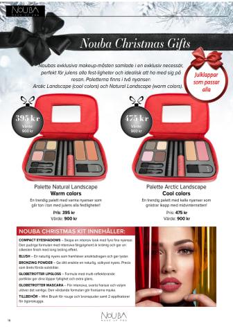 Nouba Christmas Gifts Julkit 2019 A4 Skylt