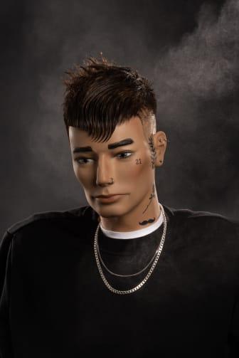 Head2Head Barber Challenge - Vinnare barberarstudent: Theresé Hellberg, Cuts & Cups