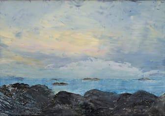 August Strindberg, I havsbandet