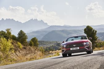Nya Ford Mustang