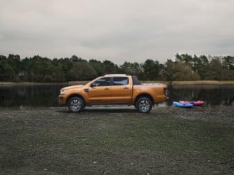 Nya Ford Ranger