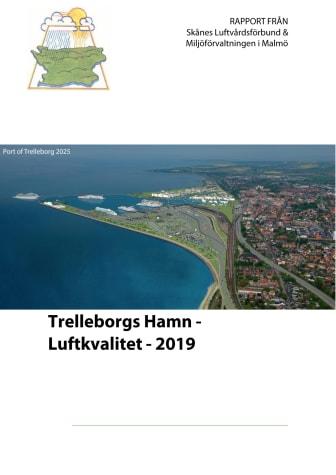 Frisk luft i Trelleborg enligt ny luftrapport