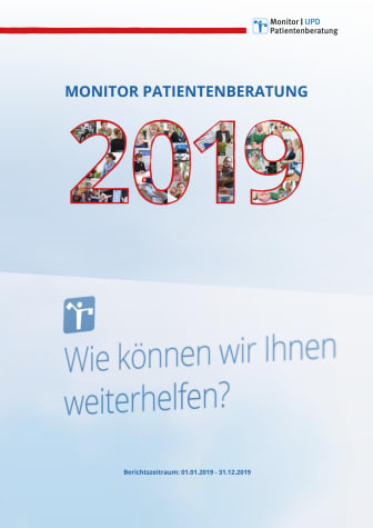 Monitor Patientenberatung 2019