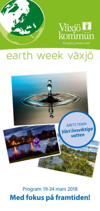 Program Earth Week