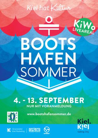 Bootshafensommer Plakat