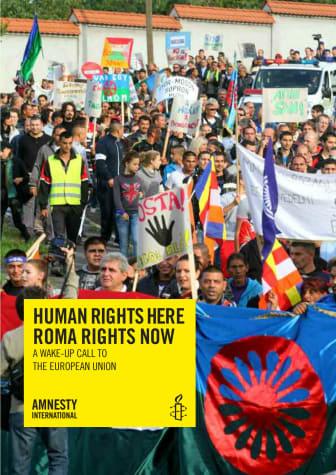 Europa: Dags att vakna EU - stoppa diskriminering av romer!