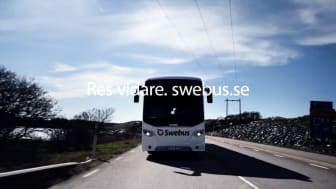 """Swebus """"Res vidare"""" tv-spot II"""