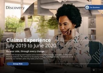 Over R100m in COVID-19 related Group Risk claims paid out by Discovery