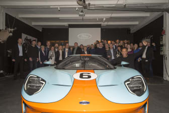 Nya Ford GT