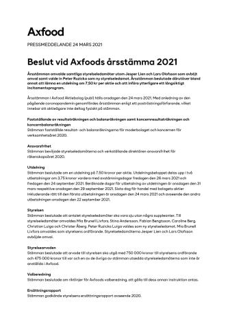 Axfood-Release.pdf