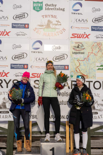 Damepallen Trysil Skimaraton