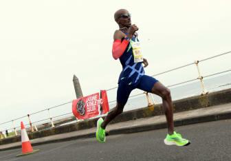 Antrim Coast Half Marathon 1