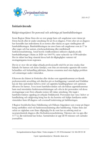 Initativärende. Rådgivningstjänst på barnhabiliteringen för personal och anhöriga.pdf
