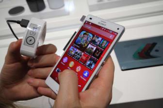 Sonys Xperia Z3 Compact