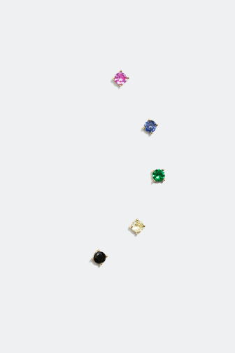 Studs set of 5 - 249 kr