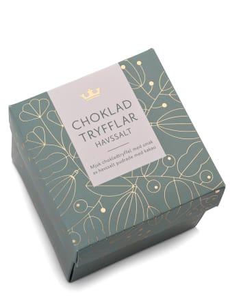 Choklad Tryfflar Havssalt 02